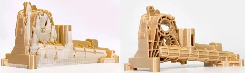 SABIC推出室温下可分离支撑长丝,提高了3D打印效率