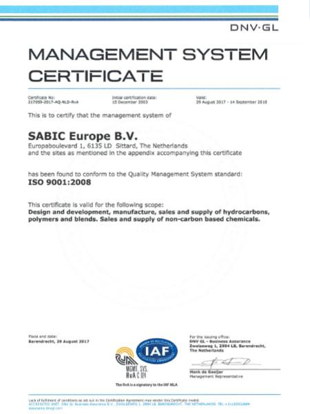 ISO9001-Certificate-SABIC-Europe-BV-DNV-GL-1